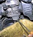 Les réglages de la carburation