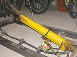 Fabriquer un l ve moto m canique moto - Table leve moto hydraulique ...