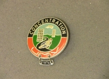 umv medaille concentration moto 1974