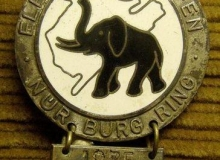 elephants medaille concentration moto 1975