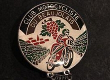 beaujolais medaille-concentration-moto-1976