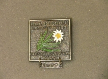 edelweiss medaille-concentration-moto-1976