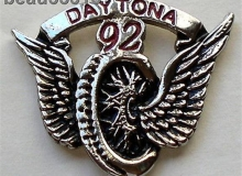 Daytona medaille concentration moto 1992