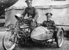 side car guerre