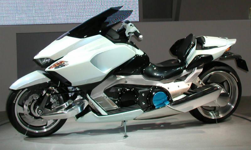 Suzuki G Strider Concept Bike
