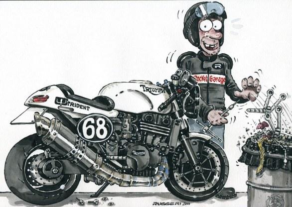 Photos de moto by dessin moto tuning estremo - Dessin tuning ...