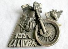 Ancien-insigne-Moto-LA-LICORNE-1991