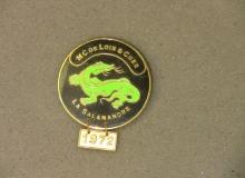 medaille concentration moto 1972 salamandre