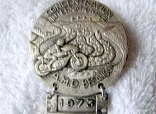 medaille concentration moto 1973 besancon max