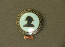 medaille concentration moto 1973 napoleon