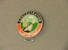 umv medaille concentration moto 1974