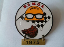 elmoa medaille concentration moto 1975
