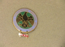 napoleon medaille-concentration-moto-1976