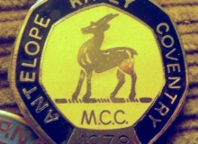 antelope medaille-concentration-moto-1978