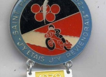 MOTO CLUB SAINT PAUL D'ESPIS 1979