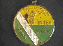 chablais medaille concentration moto 1981