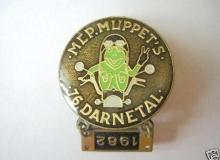 darnetal medaille concentration moto 1982