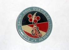 espis medaille concentration moto 1982