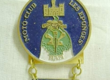 eponges medaille concentration moto 1983