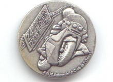 24h medaille concentration moto 1986
