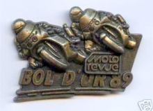 Bol_dor medaille concentration moto 1989