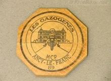 gazogenes medaille concentration moto 1989