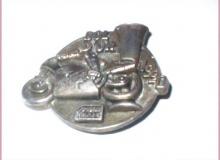 Bol_dor medaille concentration moto 1990