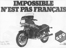 Moto BFG 1300 impossible_pas_francais