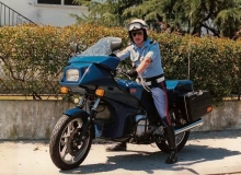 Moto BFG 1300 Douanes_1986