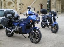 Moto BFG 1300 voxan
