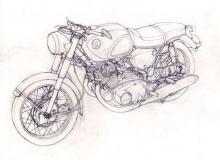 Honda_CB77