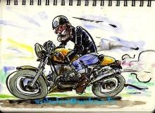 dessin_moto_xobule_cafe_racer