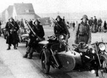 moto guerre Nimbus 8mm