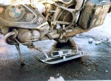 moto skis bmw serie 2