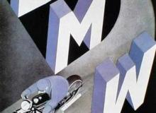 publicite moto bmw