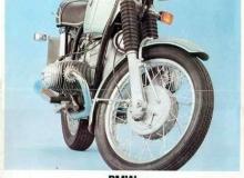 publicite moto bmw 1970