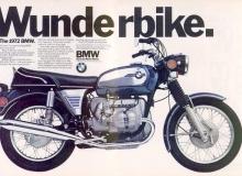 publicite moto bmw 1972