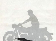 publicite moto bmw 1964