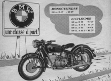 publicite moto bmw monocylindre