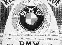 publicite moto bmw r69s
