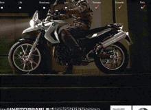 publicite moto bmw unstoppable