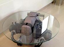 table-basse-moteur-moto-bmw