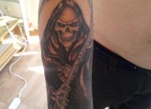 tatouage_motard_faucheuse