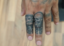 tatouage_motard_tete_mort