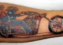 tatouageeasyrider