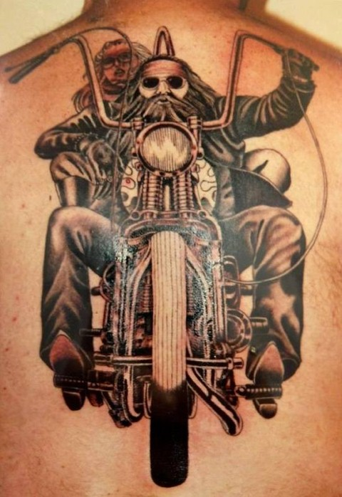 Tatouages pour motards (tatoo for biker)
