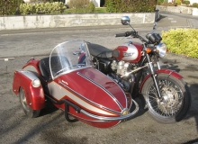 side car triumph
