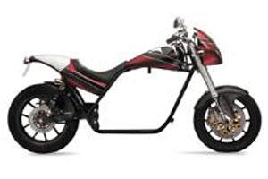 mécanique moto cadre